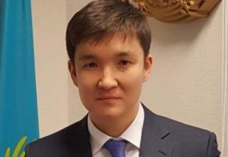 Арман Рамазанов вице министр оборонной промышленности
