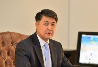 Берик Арын – Чрезвычайный и Полномочный Посол РК в Арабской Республике Египет