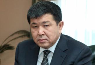 Махамбет Досмухамбетов – первый вице-министр энергетики РК